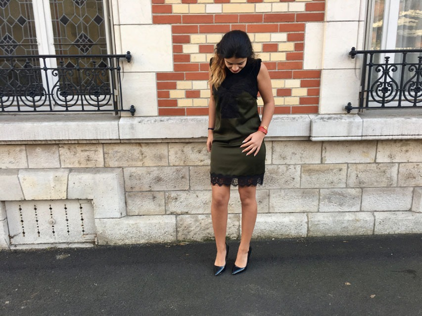 Comment porter la robe nuisette ?