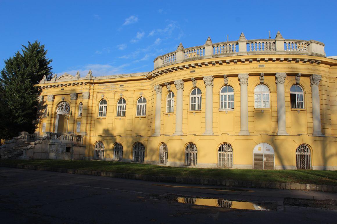 Budapest citytrip lilytoutsourire - les thermes