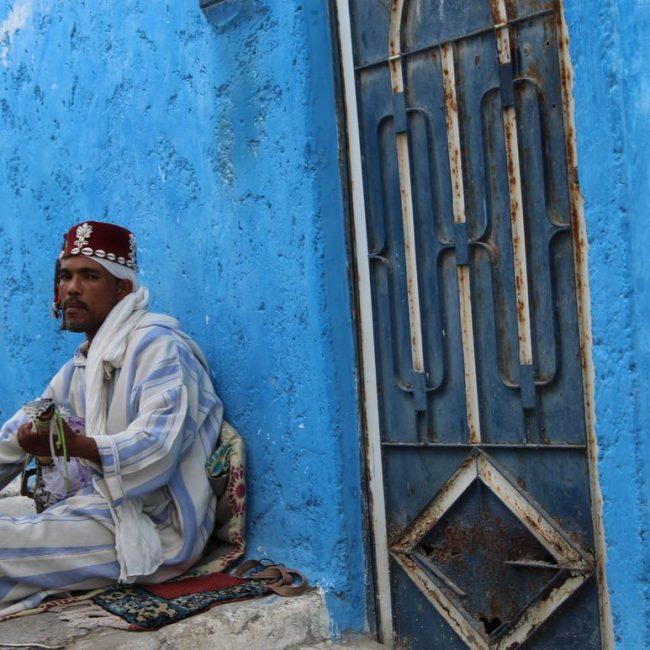 Balade dans le jardin des oudayas (rabat) maroc - lilytoutsourire