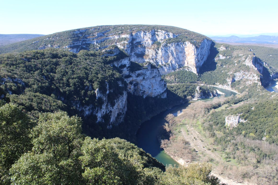 ROADTRIP SUD DE LA FRANCE - vallon pont d'arc - ardèche - LILYTOUTSOURIRE