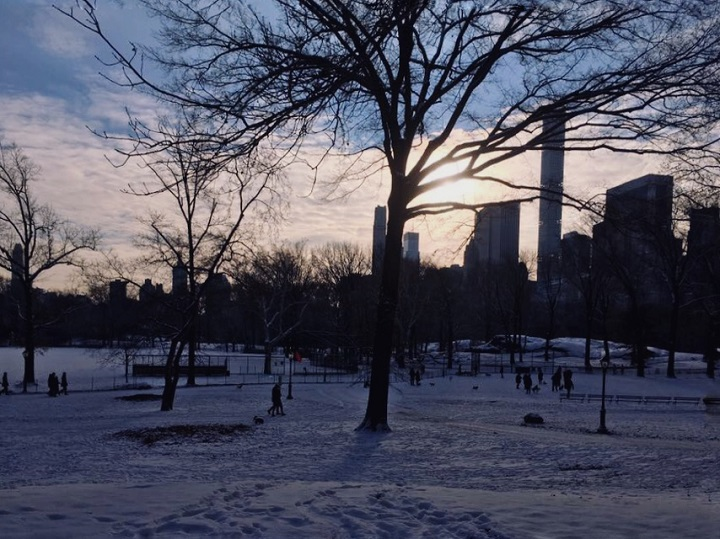 LILYTOUTSOURIRE - MANHATTAN EN HIVER - 5 CHOSES A FAIRE NYC