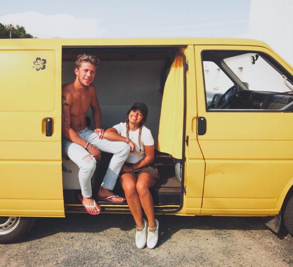 projet vanlife - tout lâcher pour voyager en van en couple en europe