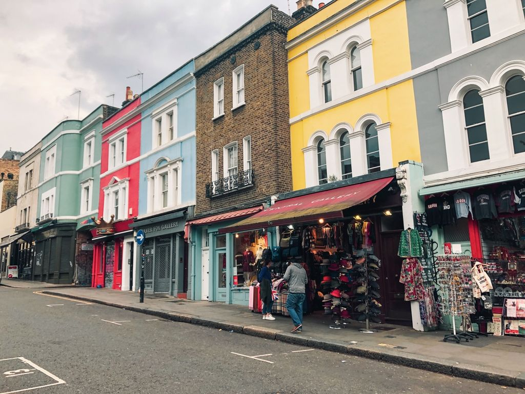 Notting Hill et Portobello Road - Londres (1)