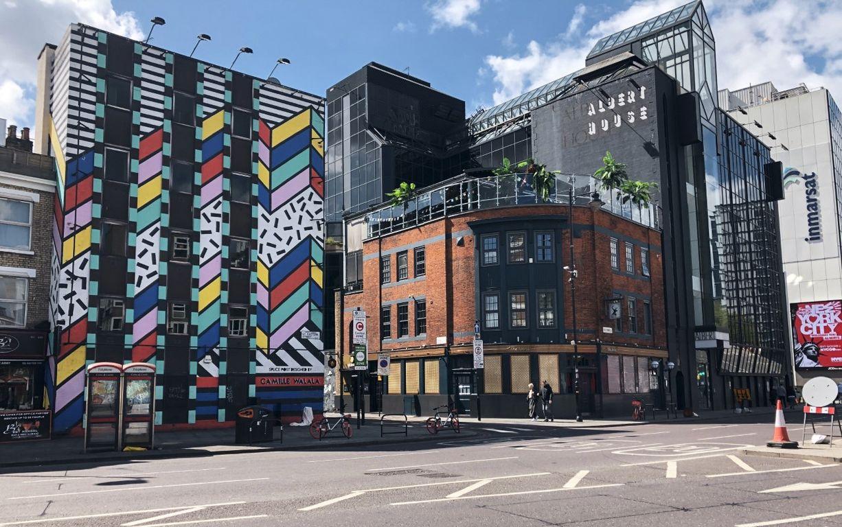Shoreditch - Londres (2) mes 3 quartiers londoniens favoris