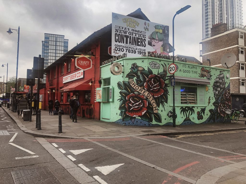 Shoreditch - Londres (5)