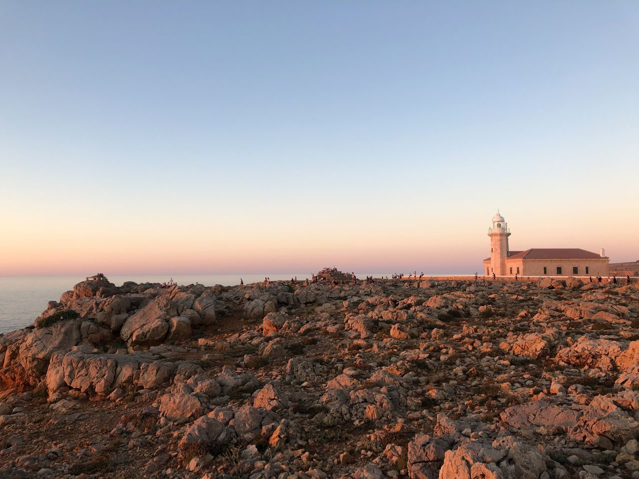 Minorque sunset - phare punta nati (4)