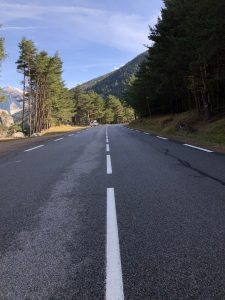 la vie en van, sur la route (2)