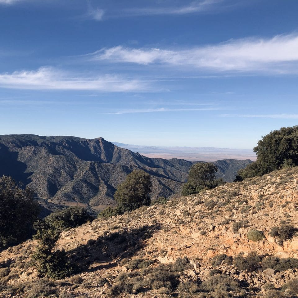 Le Maroc en van - parc national de Tazekka