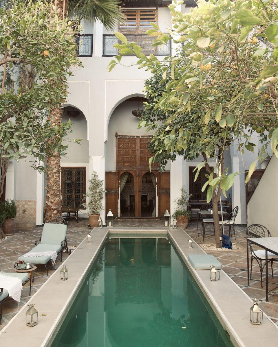 Riad le Rihani Marrakech