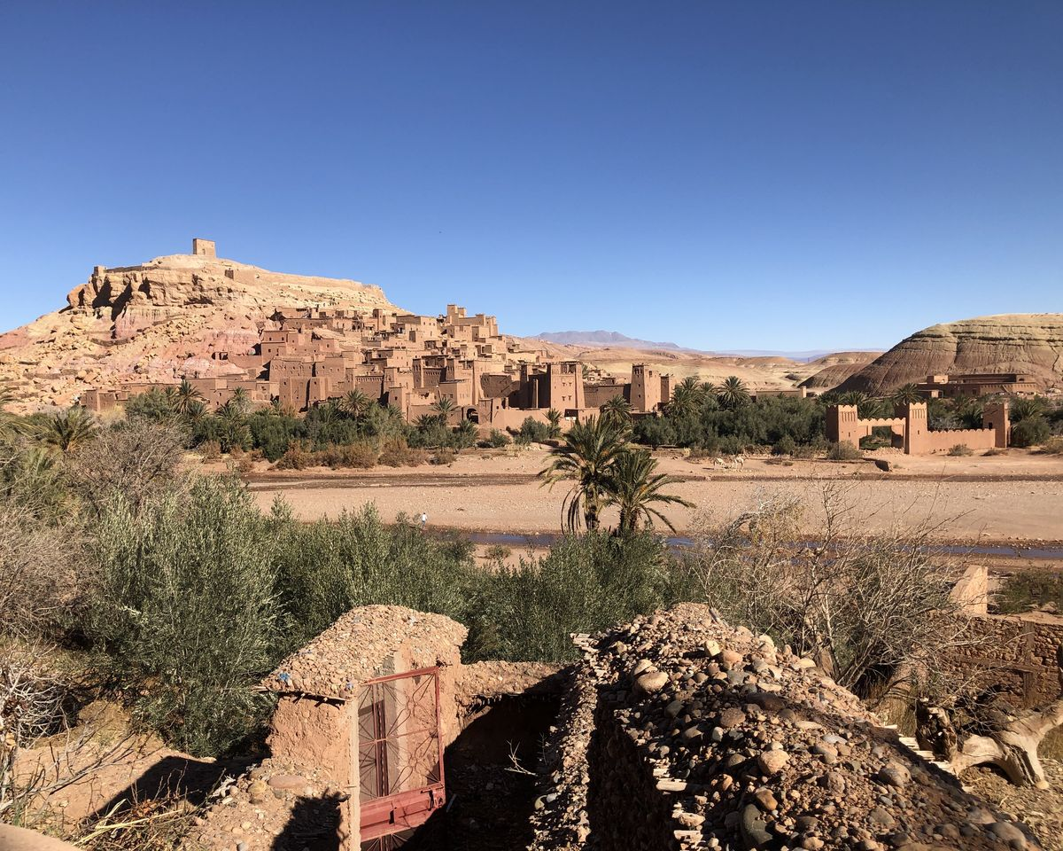 le Maroc en van - Kasbah Ait Ben Haddou (6)