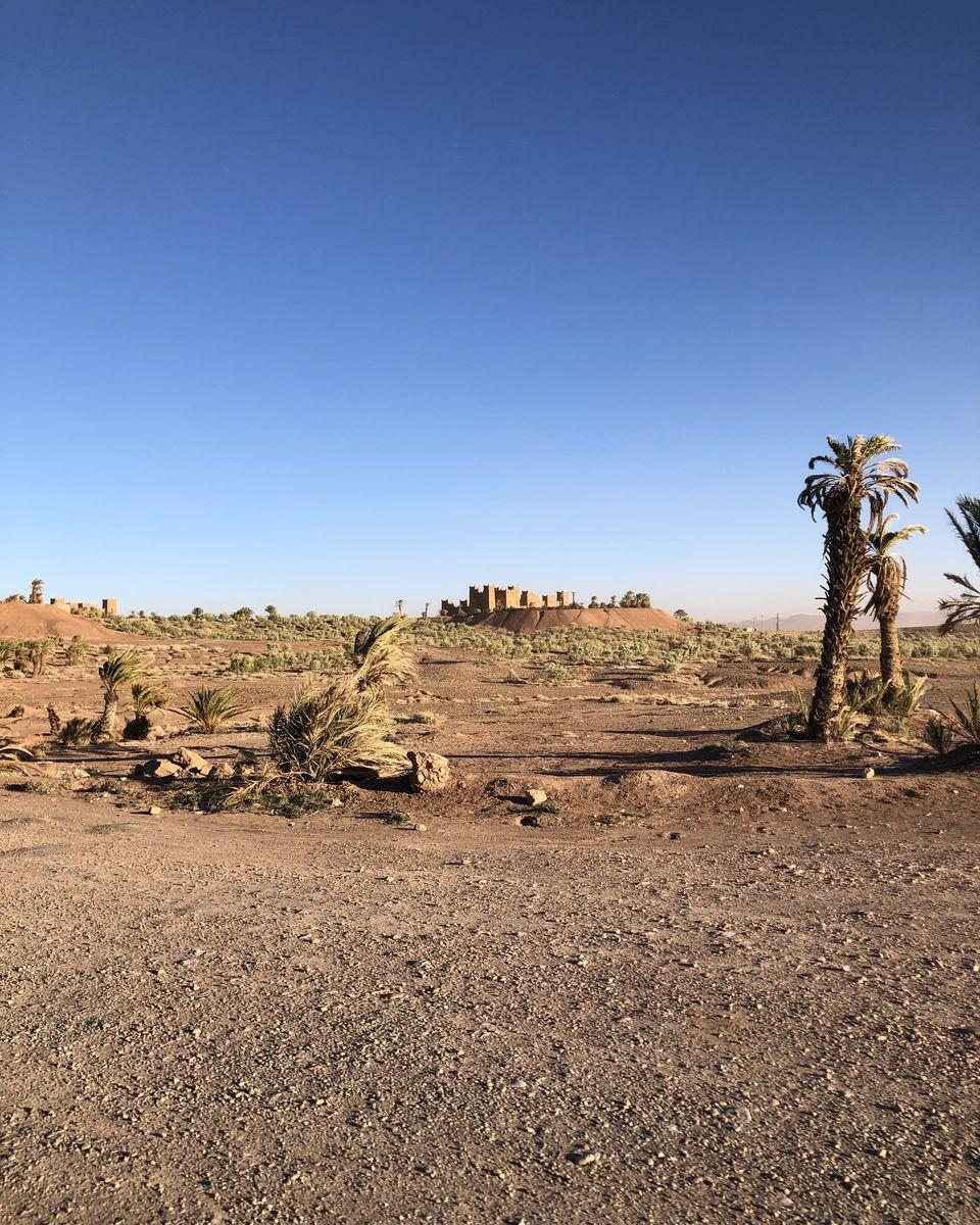 le Maroc en van - Ouarzazate (2)