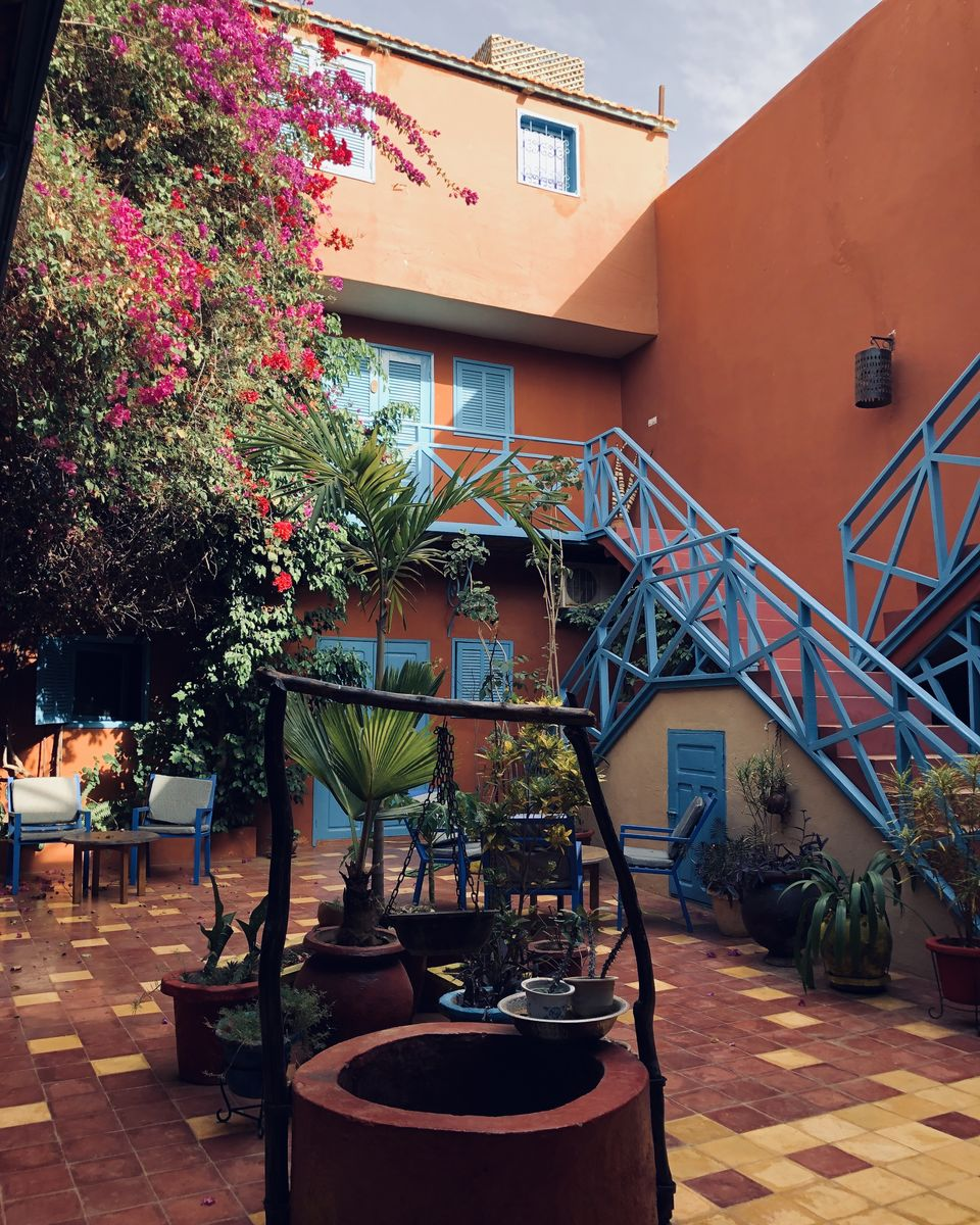 hôtel Sunu Keur Saint Louis Sénégal