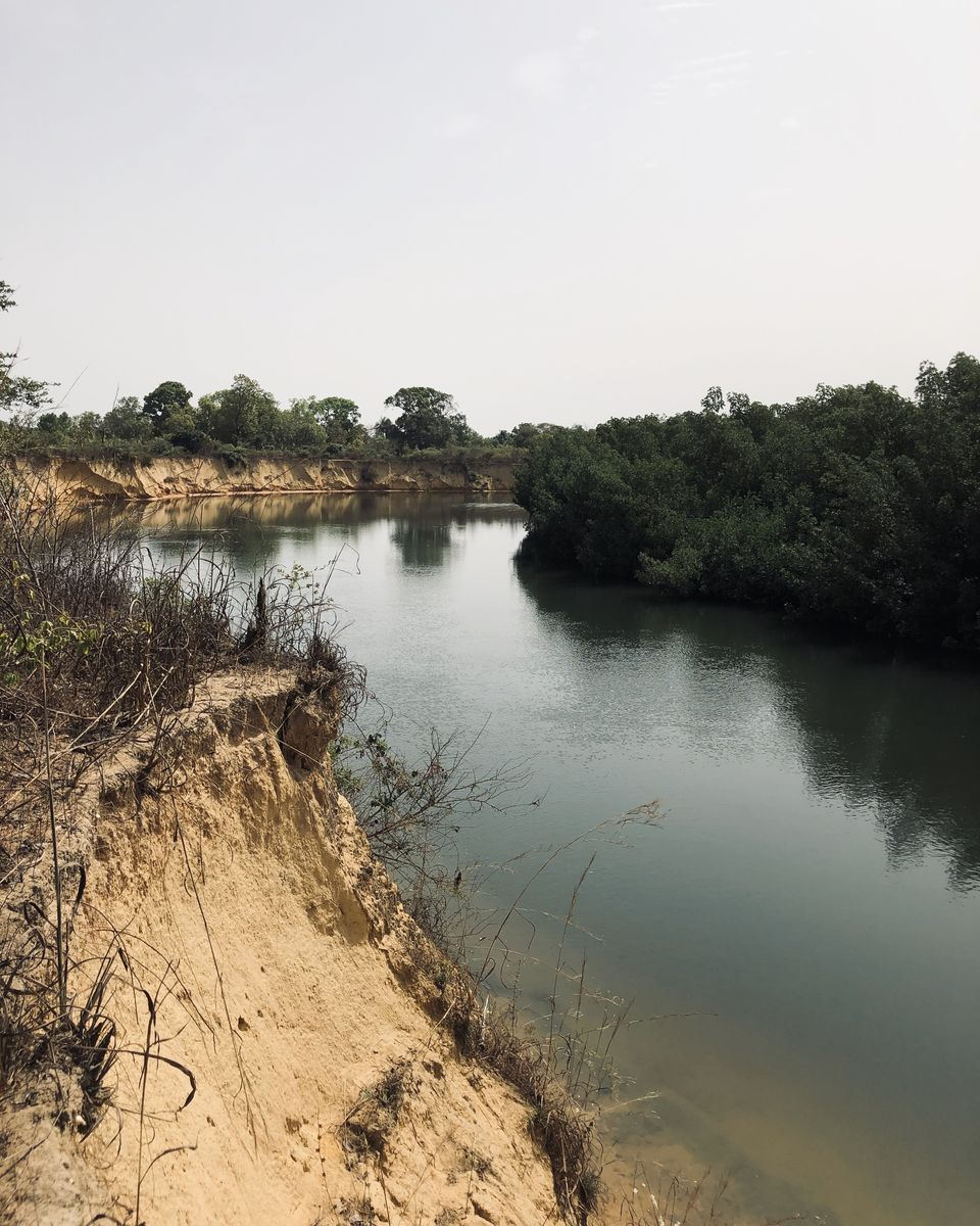 excursion en Casamance - canoë Sénégal