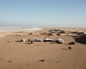 campamento las mil estrelles - sahara