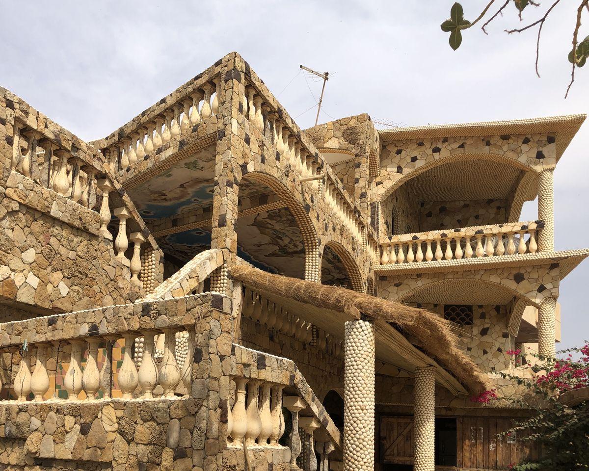 Toubab Dialaw ARCHITECTURE SOBO BADE