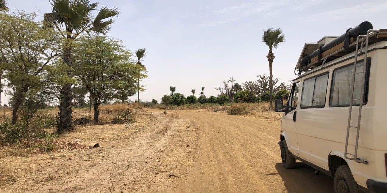 Venir au Sénégal par la route avec un véhicule de plus de 8 ans, ce qu'il faut savoir