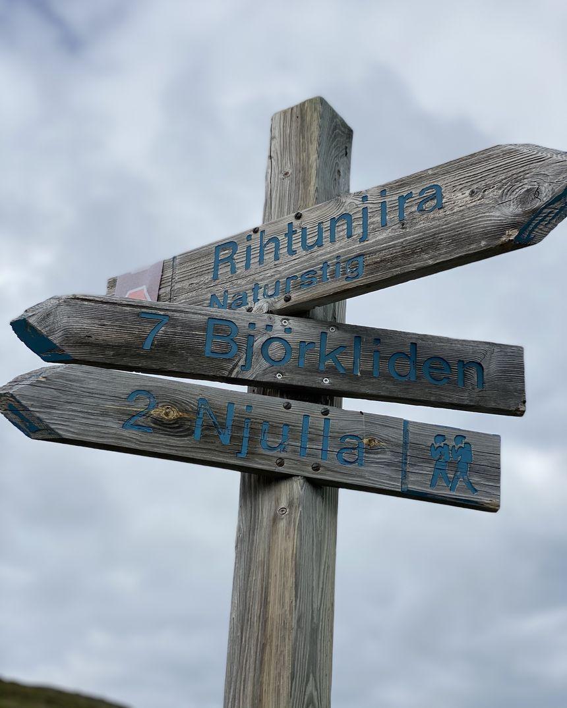 Abisko national parc - Laponie Suède (1)