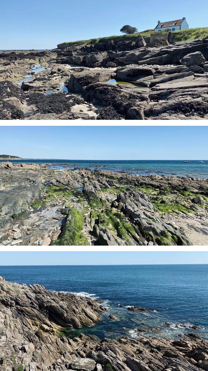 GR34 Finistère, anse de Rospico