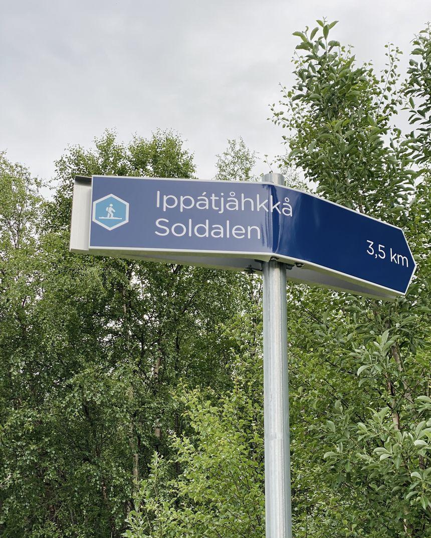 Parc Stora Sjöfallet
