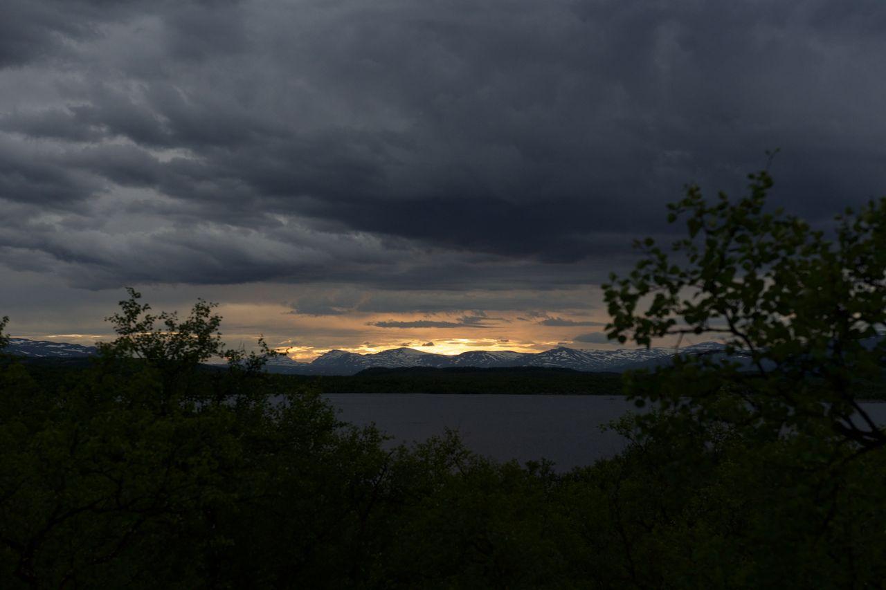 Aurora sky station à Abisko - Suède