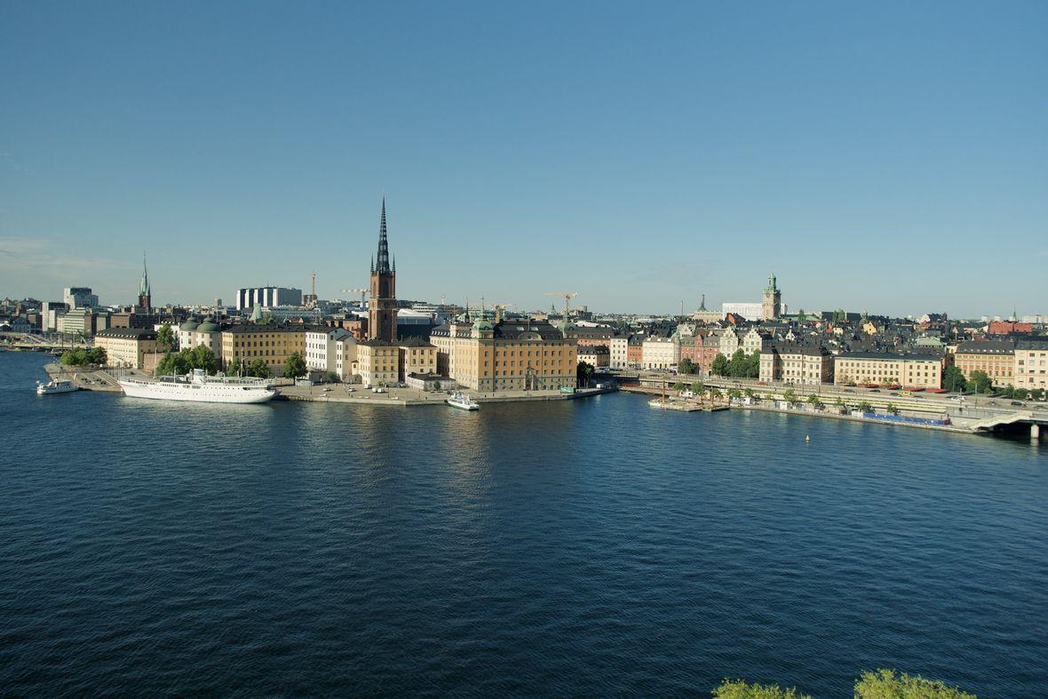 point de vue panoramique Monteliusvägue