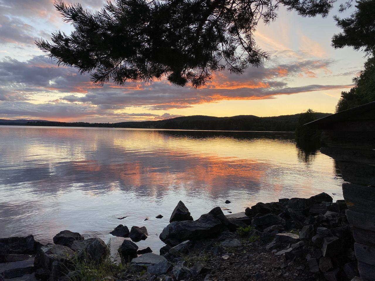 Laponie suédoise : 3 spots incontournables pour observer le soleil de minuit