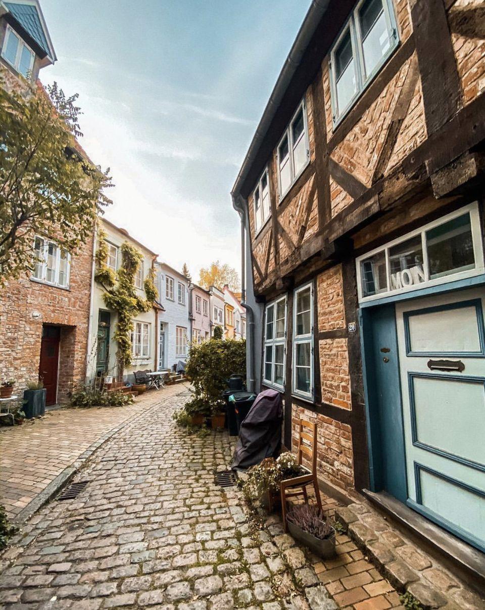 Lübeck et Travemünde