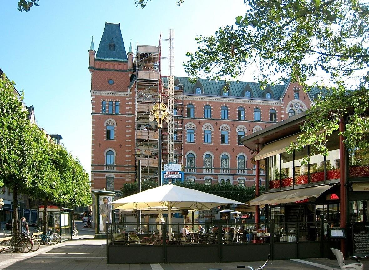 Norrmalm, quartier des affaires de Stockholm