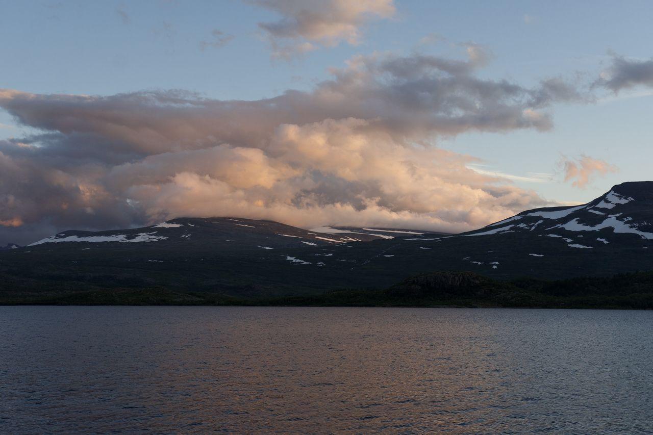 Parc national de Störa Sjöfallet - Suède Laponie