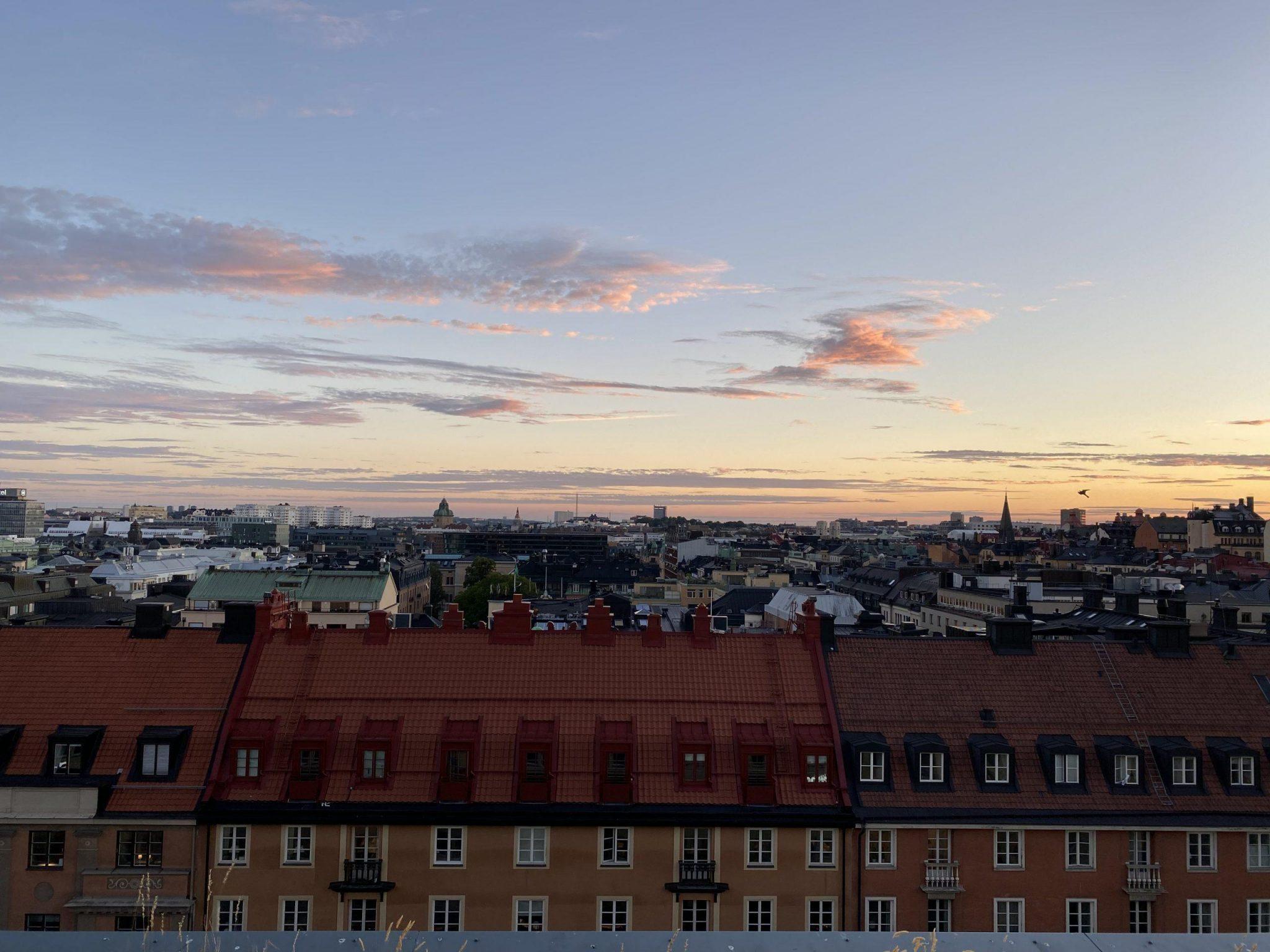 Stockholm 3 rooftops à faire avec vue 360 sur la ville