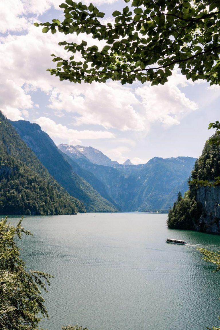 lac Königssee - Bavière (