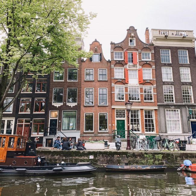 Amsterdam - citytrip Pays-Bas