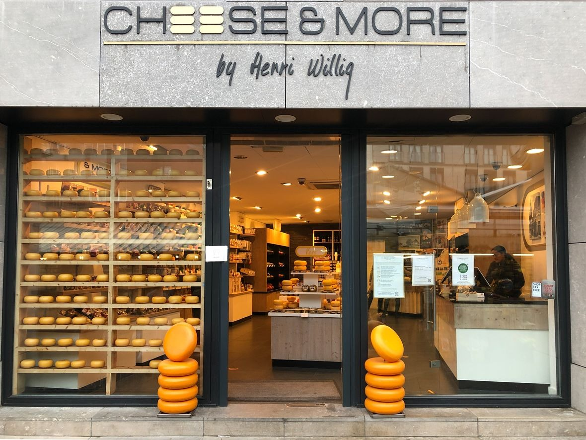 Cheese and more amsterdam