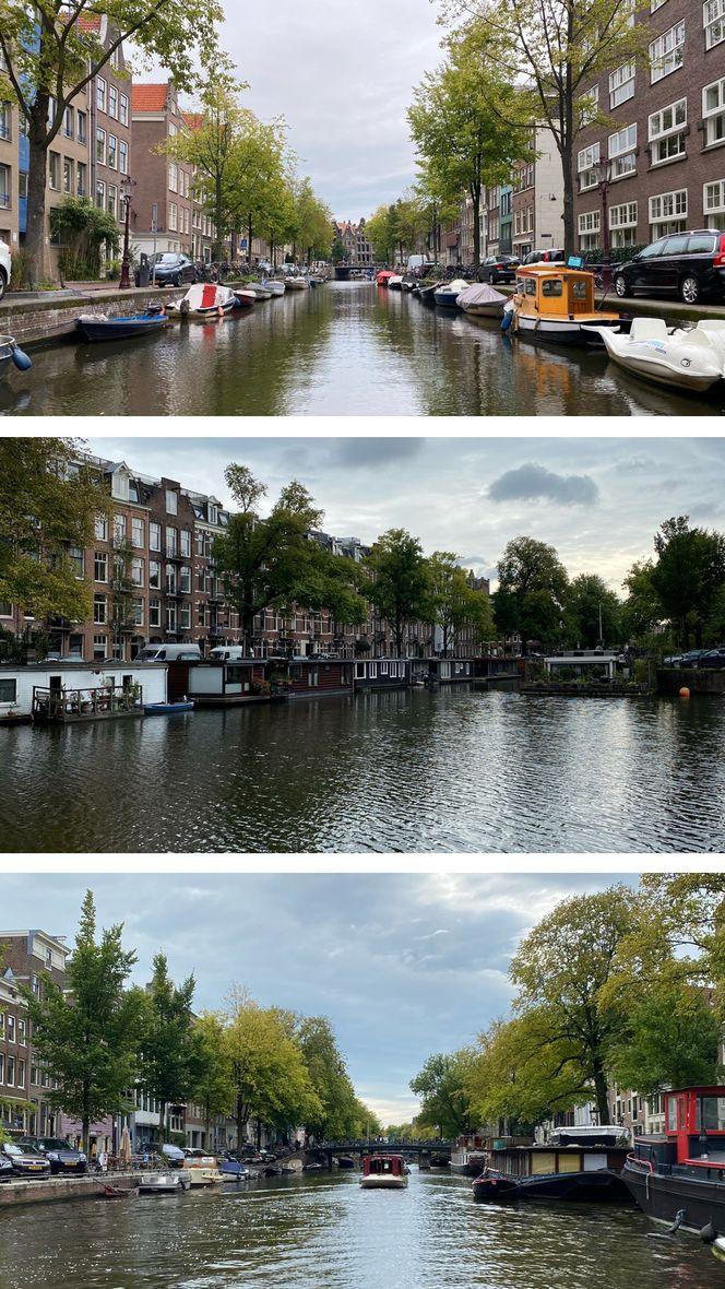 Péniche Amsterdam - canaux (2)