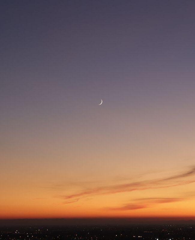 Spot coucher de soleil Verone Italie