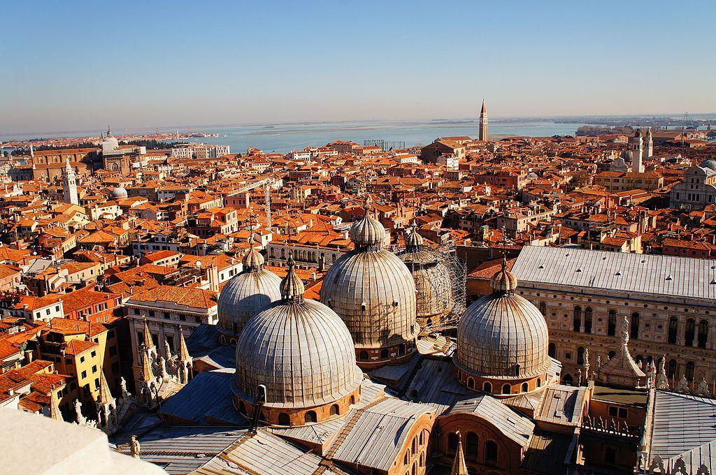 Campanile San Marco - Vue