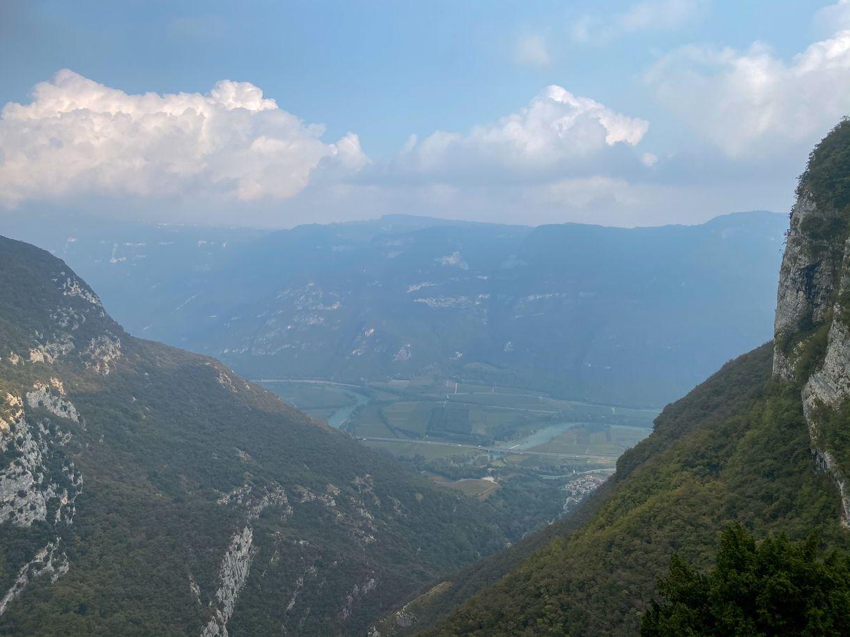 Madonna della Corona - Lago di Garda