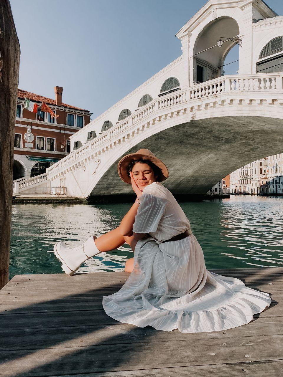 Pont Rialto à Venise - Lilytoutsourire