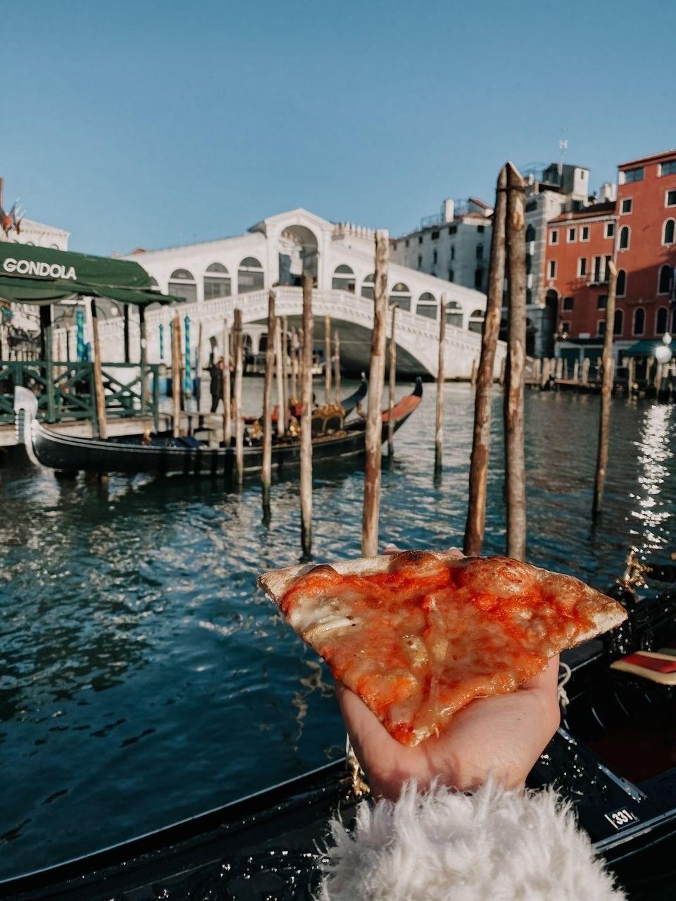Ponte Rialto - Venise