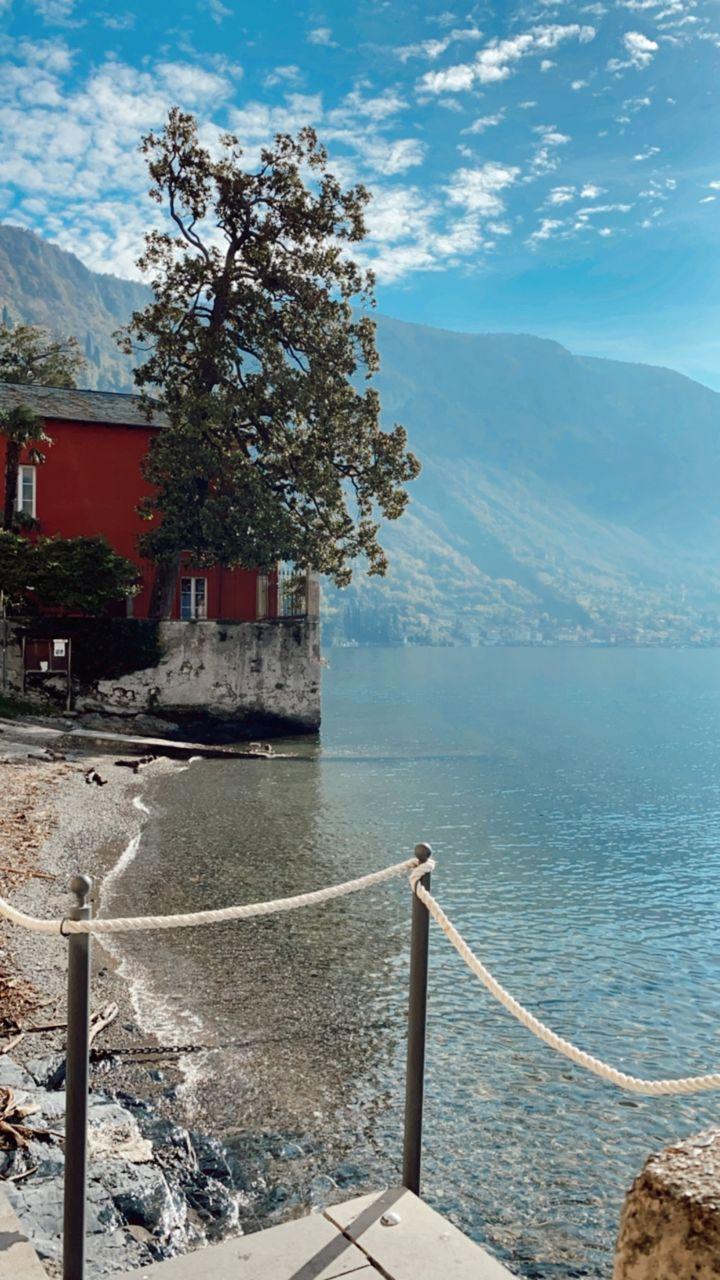 Varenna village Italie