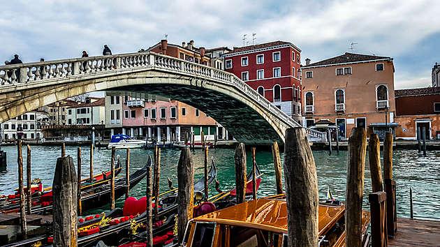 pont des déchaussés - Venise