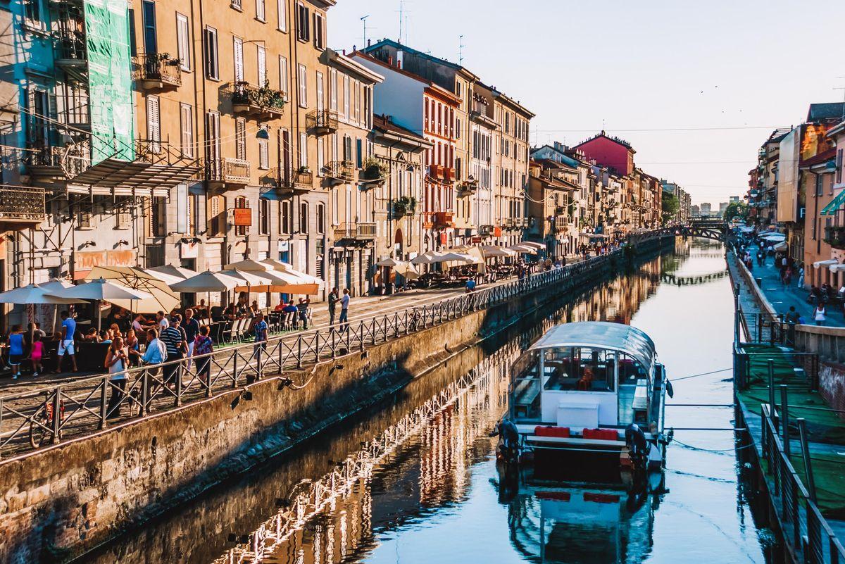 quartier Navigli Milano