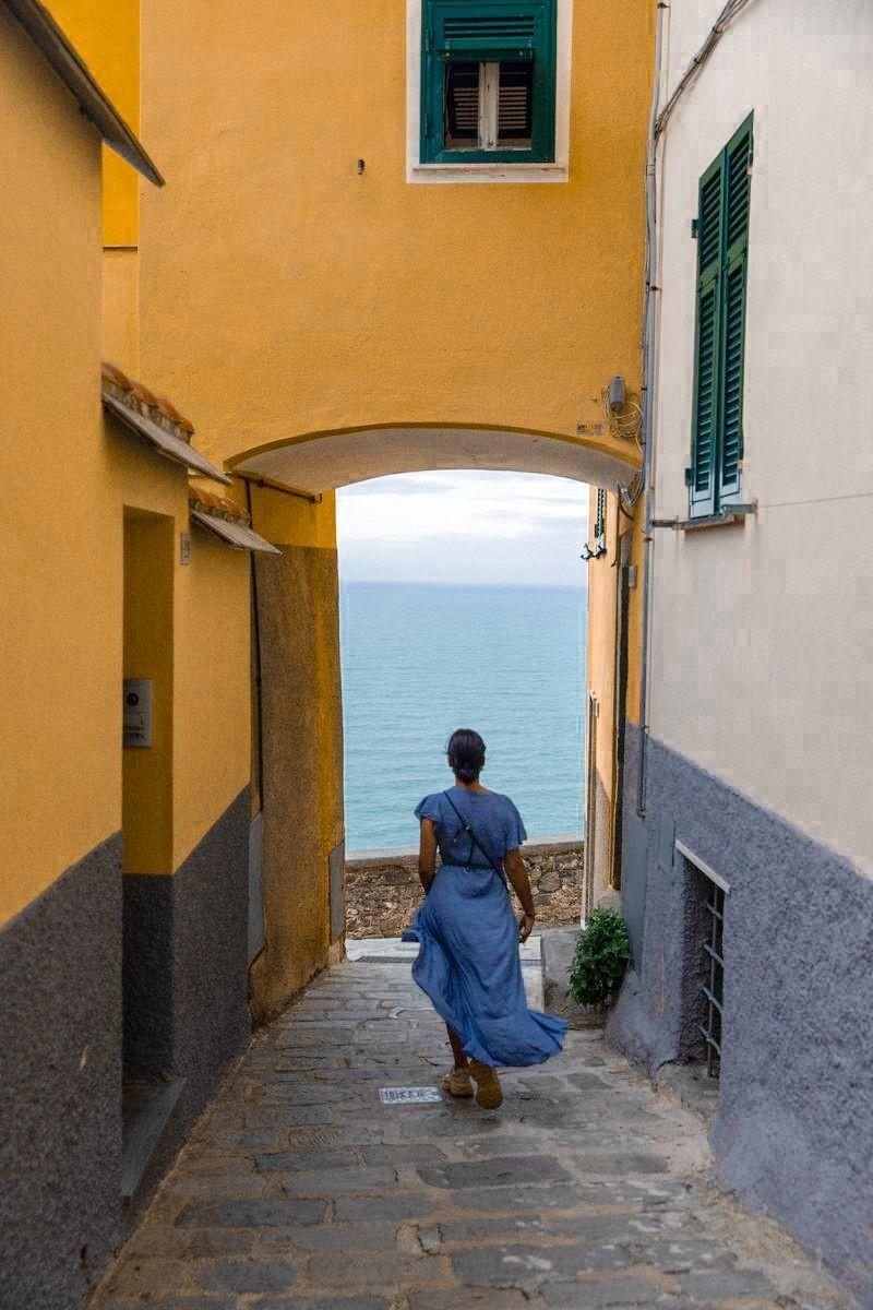 Corniglia - Italie