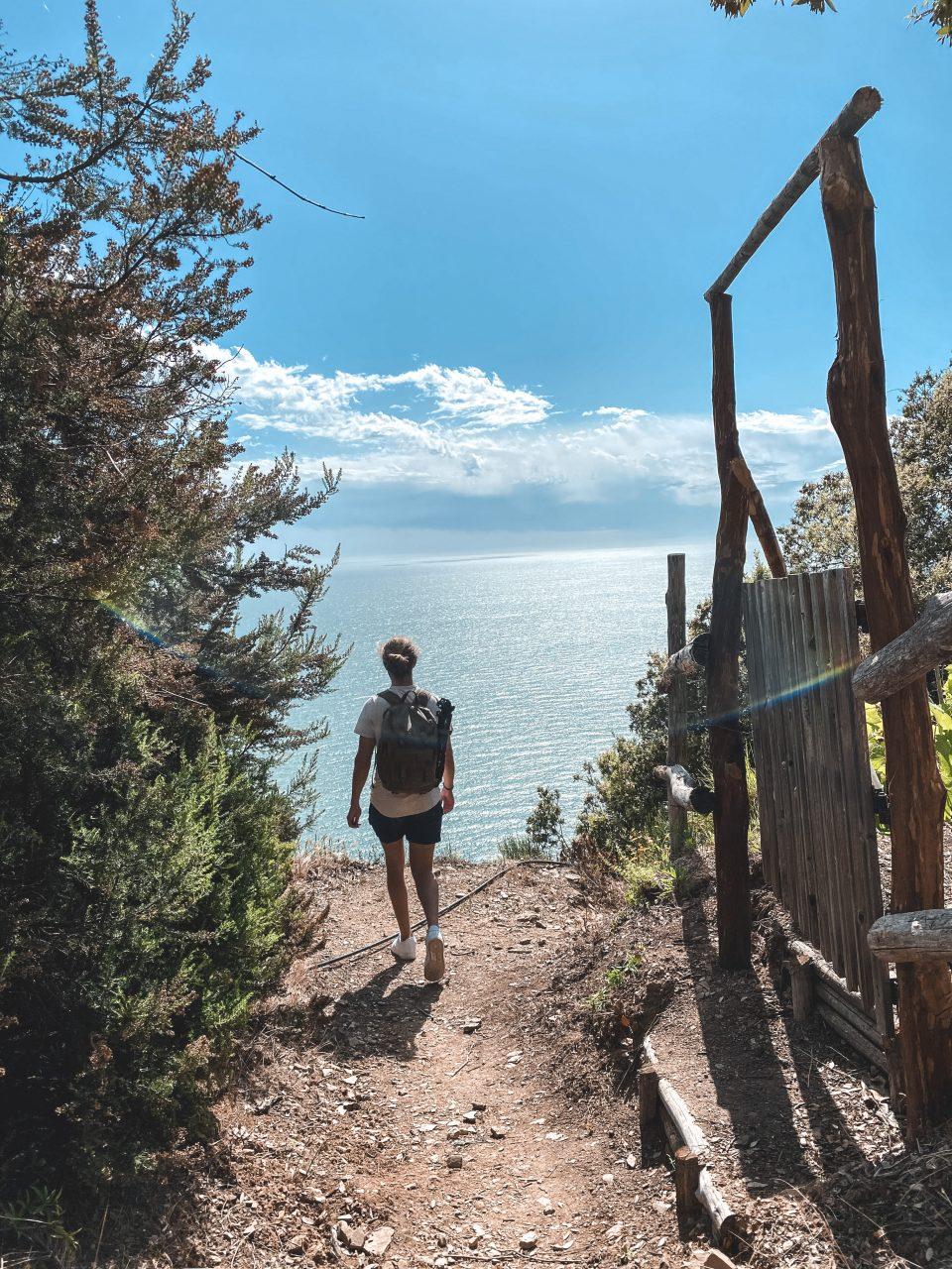 Randonnée Cinque Terre