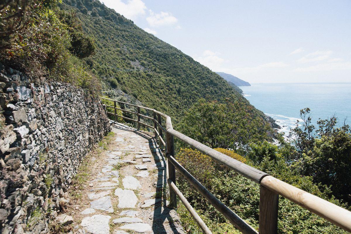 Randonnées Cinque Terre