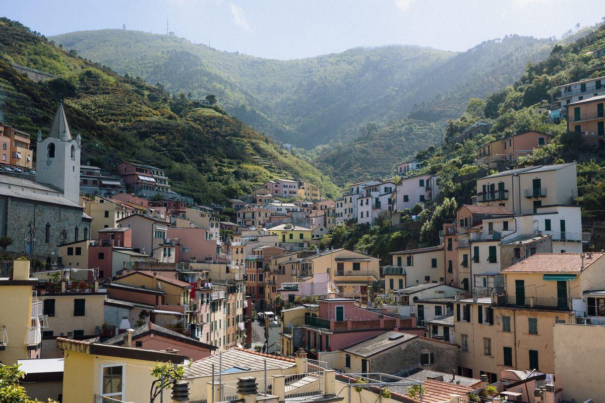 Riomaggiore - Italie